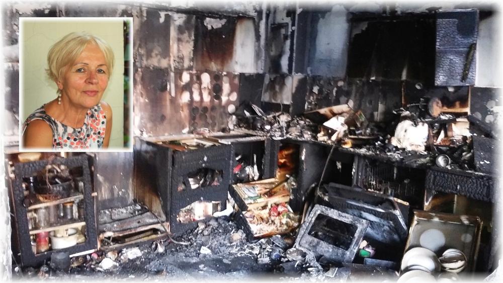 Remont mieszkania po pożarze