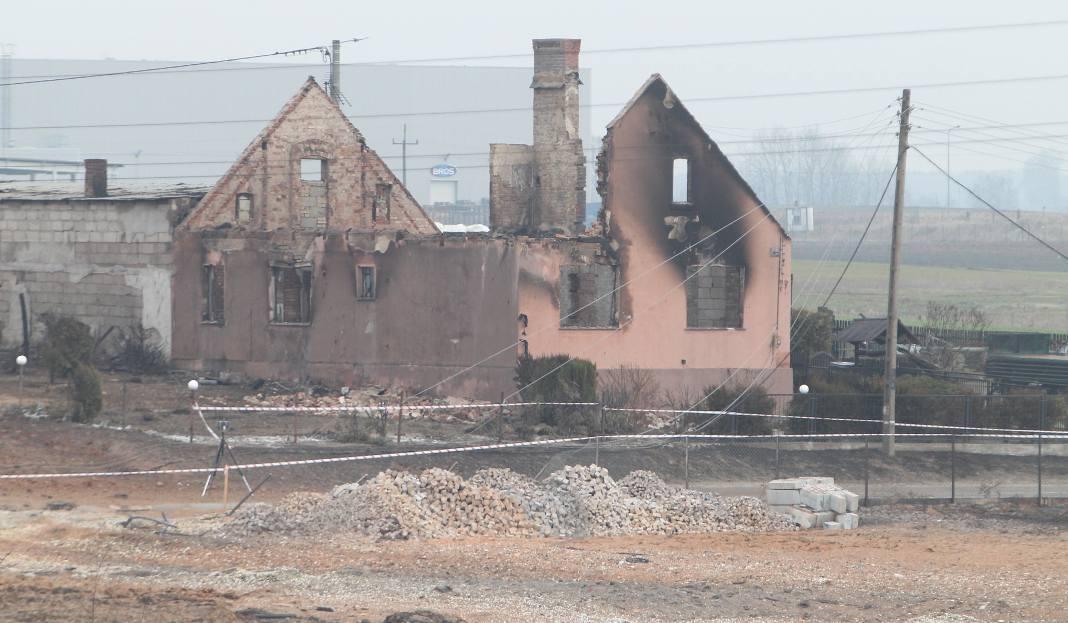 Wybuch gazu w Murowanej Goślinie zniszczył dobytek życia