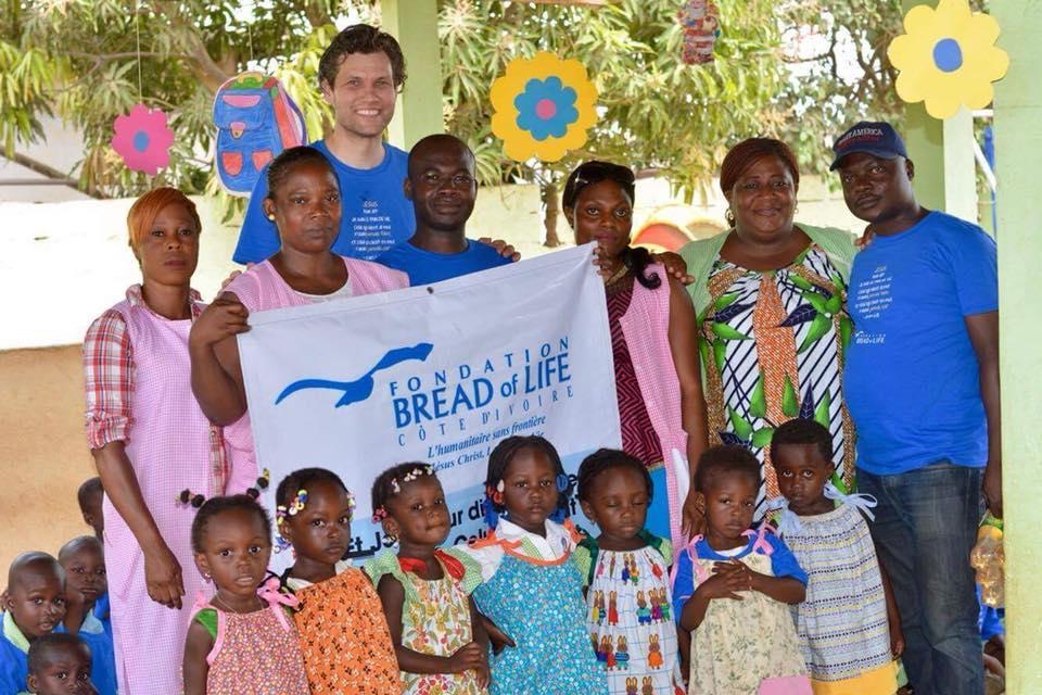 Art for life, szkoła na Wybrzeżu Kości Słoniowej
