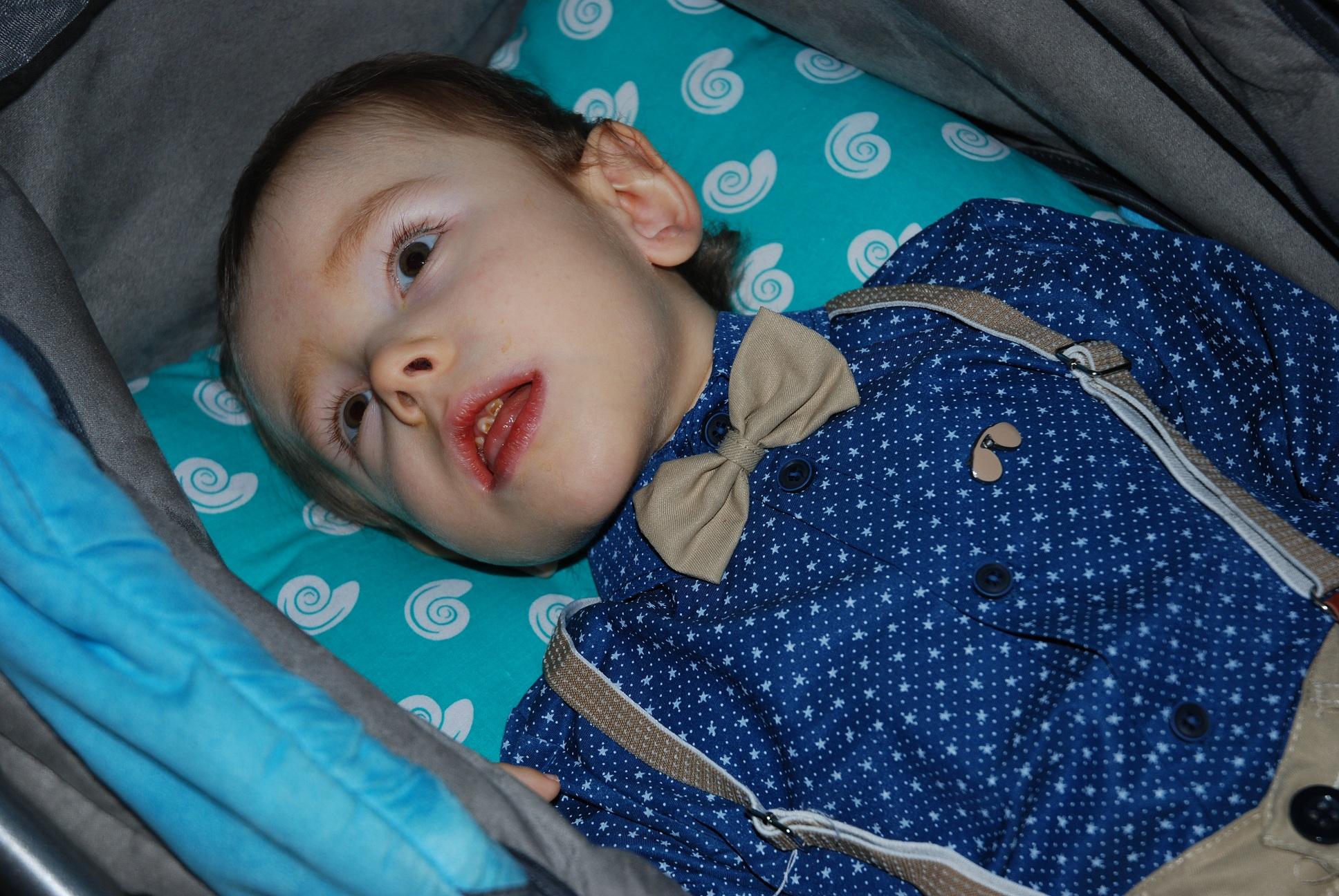 Dominik przeszedł 20 razy transfuzję krwi walczymy dalej
